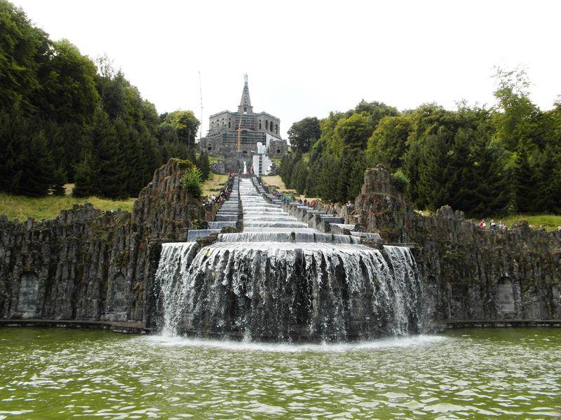 Wasserfalll Bergpark Kassel